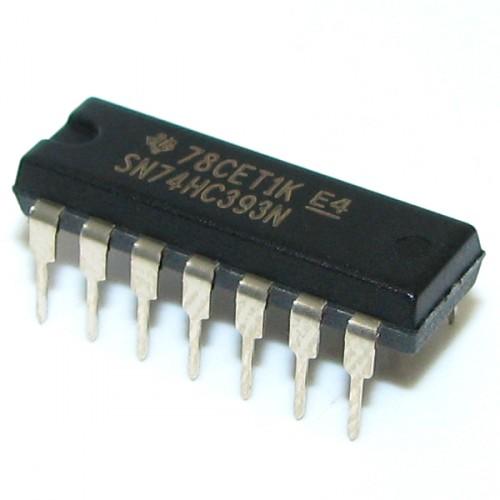 74HC393