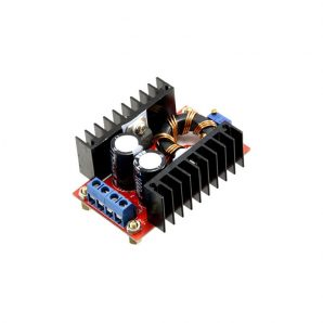 ماژول-افزاينده-ولتاژ-10-32v-به-12-35v-با-توان-6-آمپر