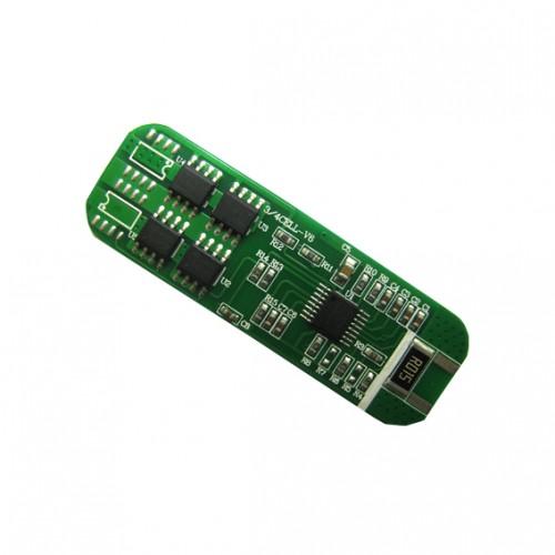 مدار کنترل شارژ باتری لیتیومی 3 و 4 سل