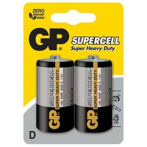 باتری GP سایز D