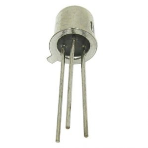 ترانزیستور 2N2222 فلزی اورجینال
