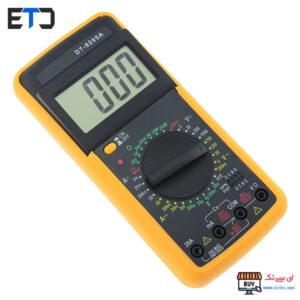 مولتی متر دیجیتال DT9205A
