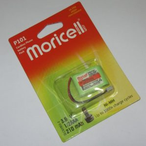 باتری تلفنی P101 موریسل