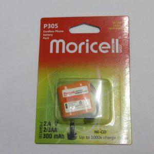 باتری تلفنی P305 موریسل