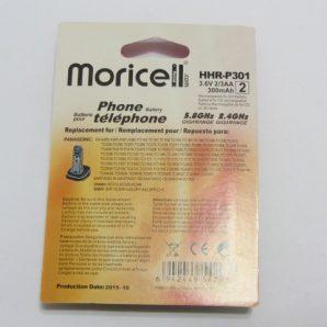 باتری تلفنی P301 موریسل