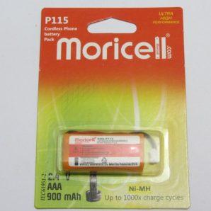 باتری تلفنی P115 موریسل