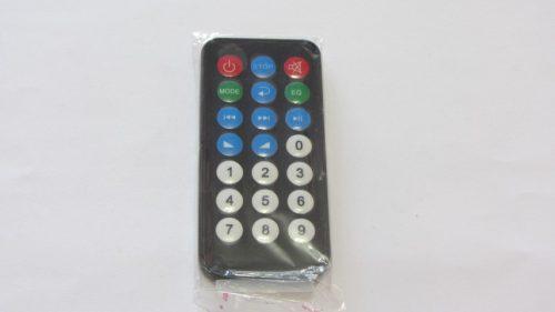 کنترل پخش ماشین مشکی