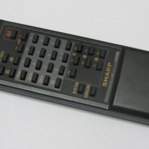 کنترل تلویزیون شارپ