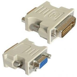 مبدل DVI به VGA و برعکس