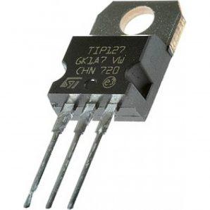 ترانزیستور TIP127 PNP اورجینال