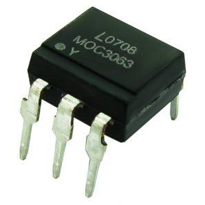 اپتوکوپلر MOC3063