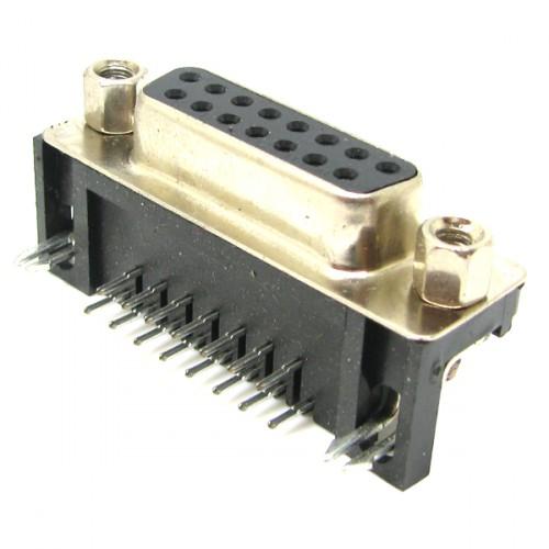 سوکت کامپیوتری 15 پین رایت مادگی DB15