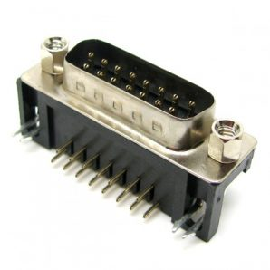 سوکت کامپیوتری 15 پین رایت نری DB15