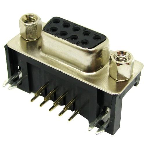 سوکت کامپیوتری 9 پین رایت مادگی DB9