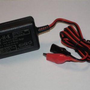 شارژر باتری خشک 6 ولت(لید اسید) – اتوماتیک