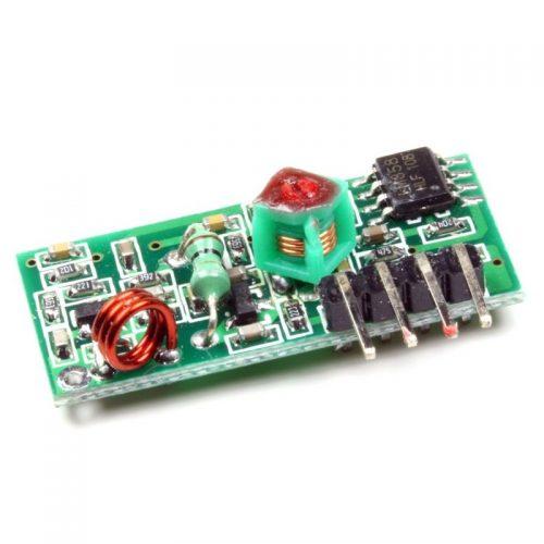 ماژول گیرنده رادیویی ASK 433MHZ