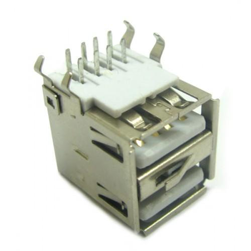 کانکتور مادگی USB مدل A رایت دوبل