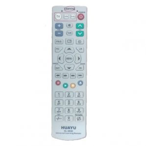 کنترل لرن خام 3 کاره (TV+STB+DVD)