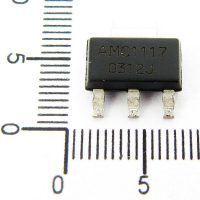 رگولاتور AMS 1117 3.3V SMD