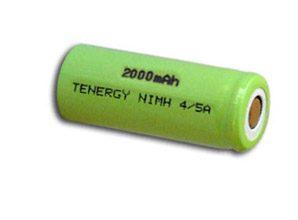 باتری لیتیومی 1.2 ولت 2000 میلی آمپر 4/5A