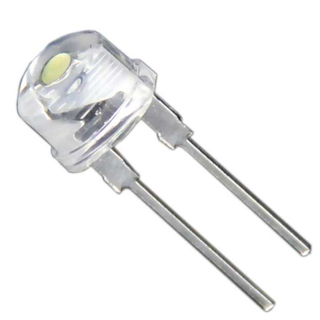 8mm-Half-watt-White-LED
