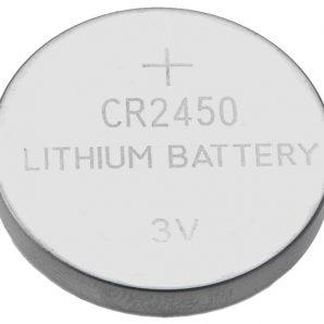 باتری سکه ای CR2450