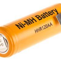 باتری لیتیومی 1.2 ولت 700 میلی آمپر AA
