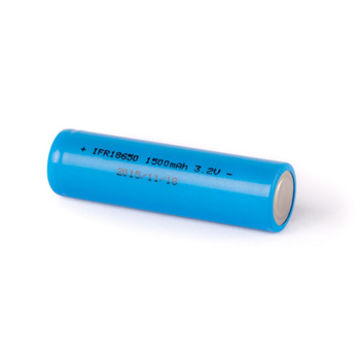 LiFePo4-18650-3.2V-1500mAh-Lithium-battery