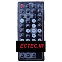 کنترل پخش ماشین مارشال - DVD