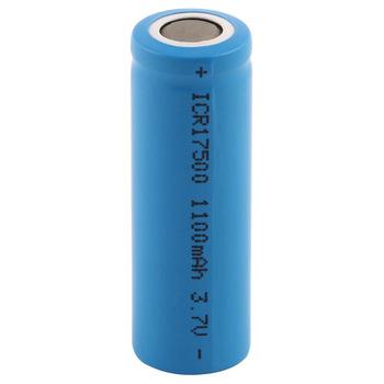 باتری لیتیومی 3.7 ولت 1050 میلی آمپر 17500
