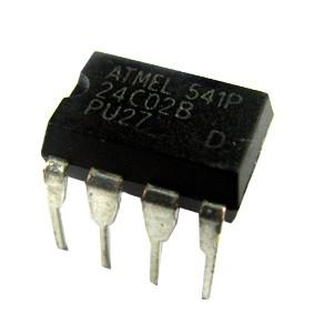 آی سی 24C02B EEPROM