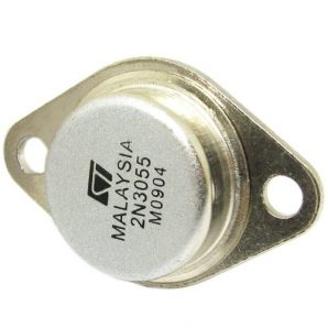 ترانزیستور قابلمه ای 2N3055 NPN
