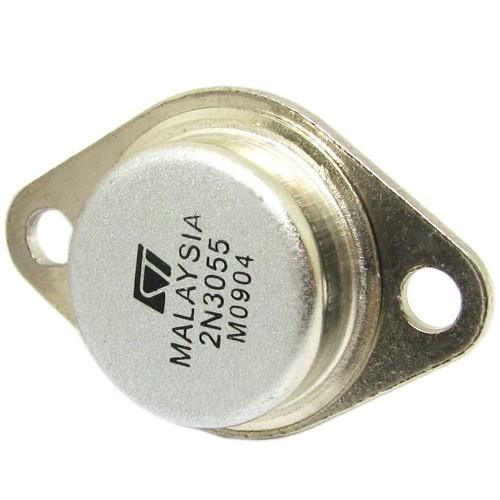 ترانزیستور قابلمه ای 2N3055