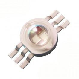 LED 3W RGB مدل 6 پایه