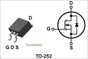 ترانزیستور STK0260D NCHANNEL