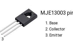 ترانزیستور MJE13003 NPN