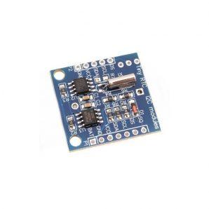 ماژول ساعت DS1307 با باتری سکه ای