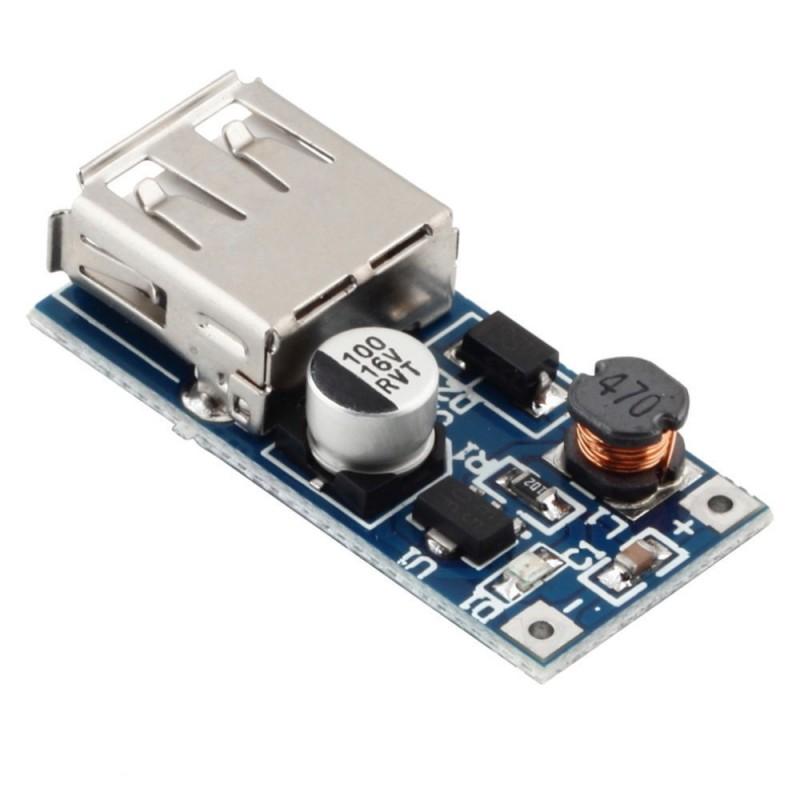 ماژول مبدل و تقویت کننده DC to DC usb 600 ma