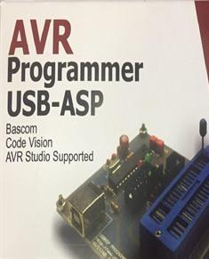پروگرامر USB-ASP دارای یک سال گارانتی