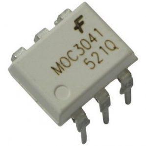 اپتوکوپلر MOC3041