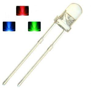 ال ای دی LED فول کالر 5 میلی متر