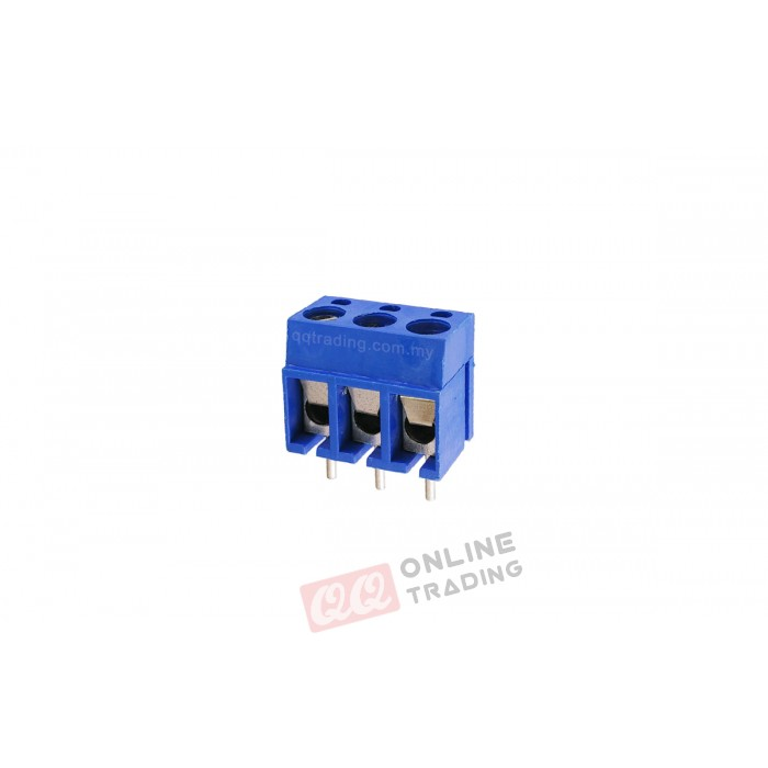 KF300-03 PCB Screw Terminal Block 5.08mm (Up-to 16A)