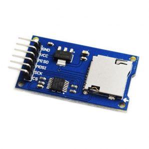ماژول کارتخوان Micro SD