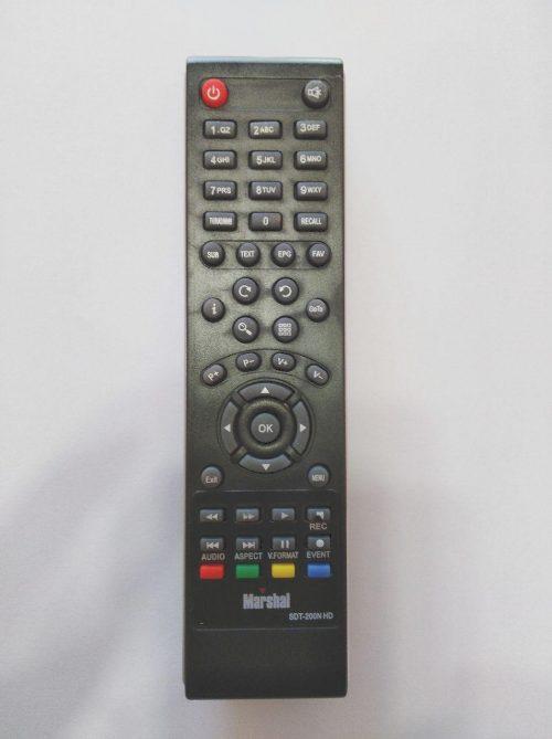 کنترل گیرنده دیجیتال مارشال HD و اسپیس Space و ...