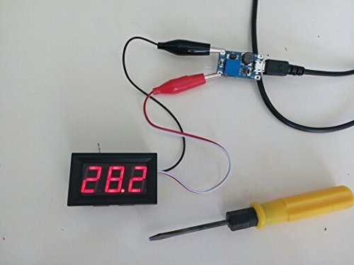 ماژول افزاینده ولتاژ با میکرو یو اس بی MT3608