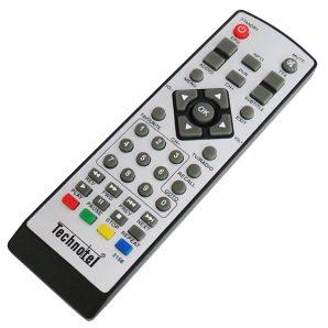 کنترل گیرنده دیجیتال تکنوتل 3156 ای سی تک