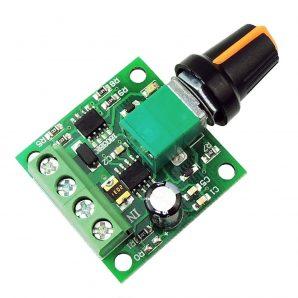 ماژول کنترل سرعت موتور 2 آمپر PWM