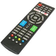 کنترل تلویزیون ال ای دی شارپ