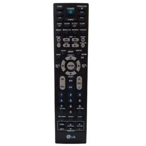 کنترل سینمای خانگی و تلویزیون ال جی LG