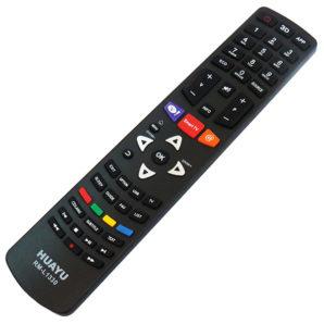 TCL-LED-TV-RM-L1330کنترل تلویزیون TCL همه کاره RM-L1330